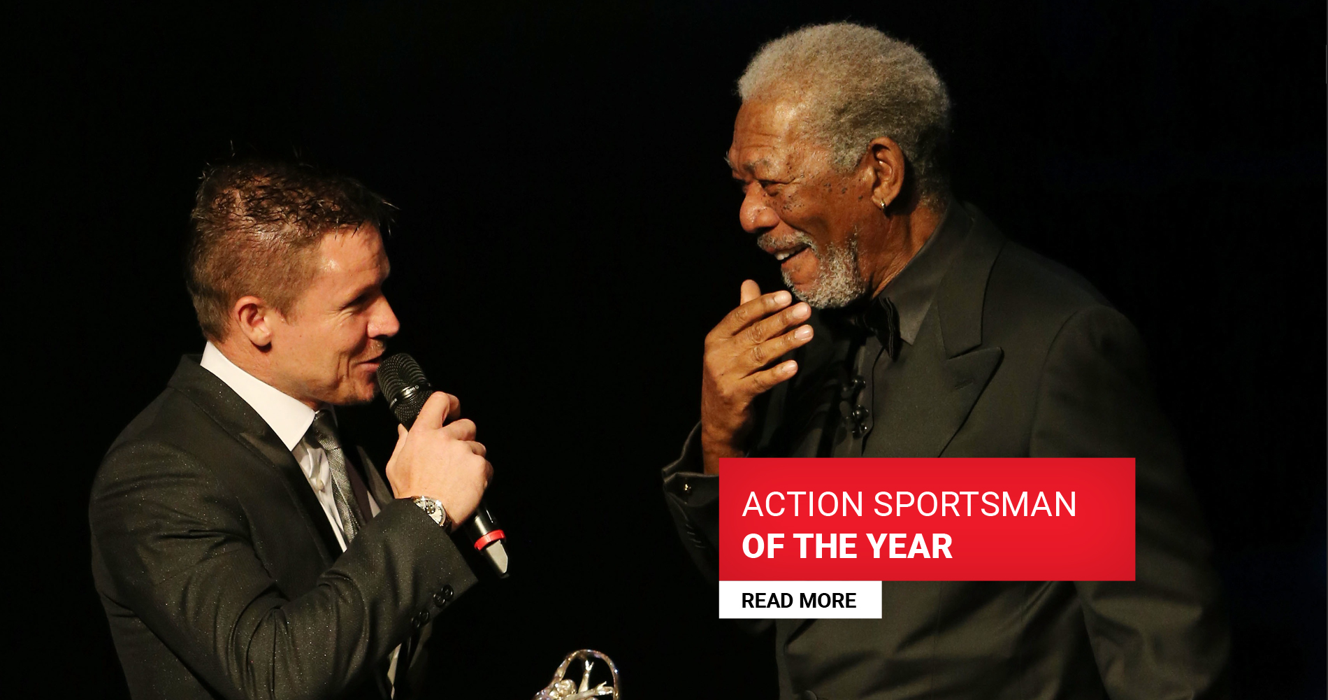 ACTION SPORTSMAN OF THE YEAR