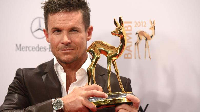 GERMANY-ENTERTAINMENT-BAMBI-AWARD
